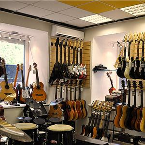 Музыкальные магазины Асбеста