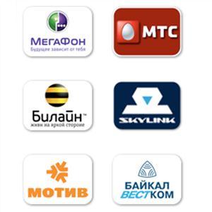 Операторы сотовой связи Асбеста