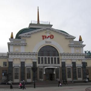 Железнодорожные вокзалы Асбеста